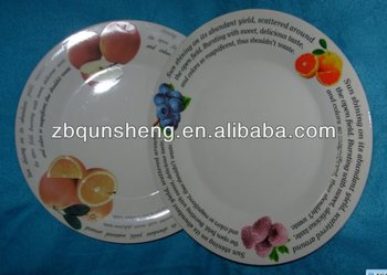 2013 new ceramic plate design