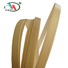 1*19mm wood grain color pvc edge banding for furniture accessory