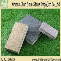 Easy to Install Floor Tiles Gray Water Permeable Brick