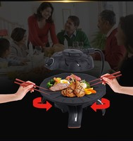 Hot sale electric barbecue