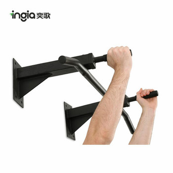 Home Use Body Workout Pull Up Bar Wall Mounted Chin Up Bar