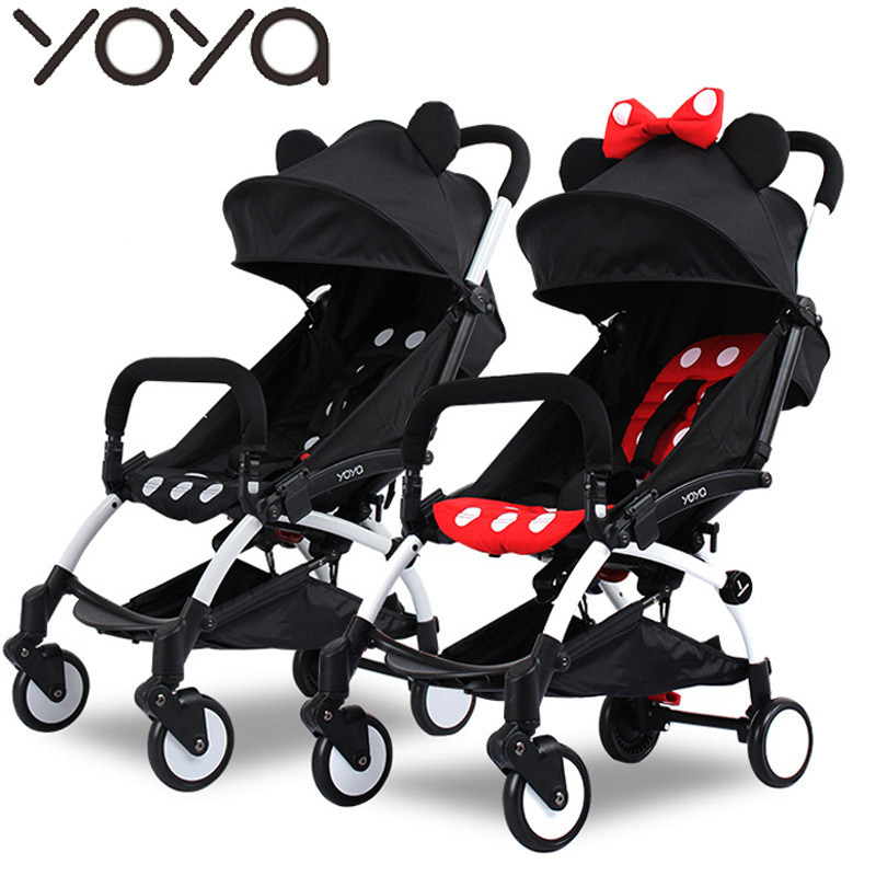 Fashionable and highest hot selling to Russia yoya baby stroller