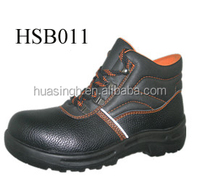 heavy duty durable construction site safety shoes for building workers