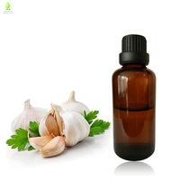 Edible Garlic Essential Oil 100% Pure CAS#8000-78-0 For Anti Cancer