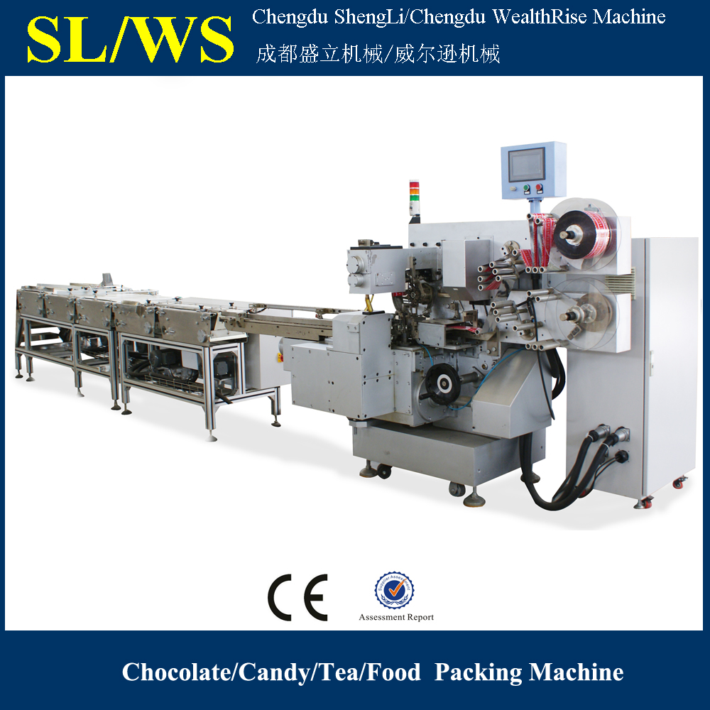 Auto Food Packaging Machine
