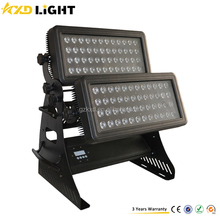 City Color 96pcs 10W RGBW 4in1 Outdoor Led Wall Washer DJ Lights