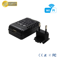 China New Wifi Spy Camera USB Phone Charger 1080p HD Hidden Camera, WIFI Wireless Wall Plug USB Charger