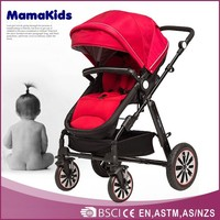 Baby Stroller car seats Sit and Stand pushchair american baby stroller