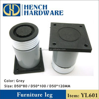 Hot Furniture Plastic Table Legs