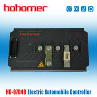 Automatic 71v Motor Controller for Van