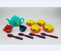 2018 Best Selling Children Butterfly Tea Set/Best Christmas Gifts for Kids/kids tea set plastic