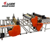 small machine big profit pvc interior decorative wall plaster board laminating machine /production line equipment