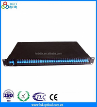 Tray Type plc With 1X16 FC Connector fiber optic plc splitter