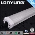 High lumen dust-proof natural white IP65 UL led tri-proof tube light for market