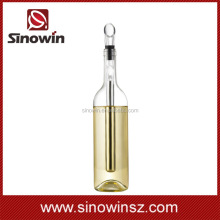 Hot selling red wine pourer wine pouer chiller stick wine chilled pourer