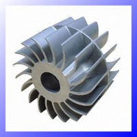 Stainless steel 304 pump parts made by Investment casting