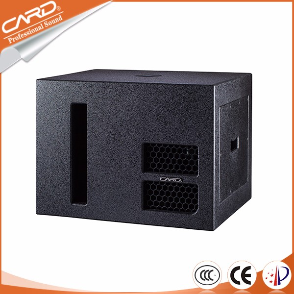 Hot in entertainment place sub bass active subwoofer 5.1