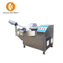 80L stainless steel high-speed meat bowl cutter and mixer machine