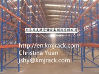 China Manufacturer Top Sale Heavy Duty Selective Pallet Racks and Shelves for Warehouse Storage
