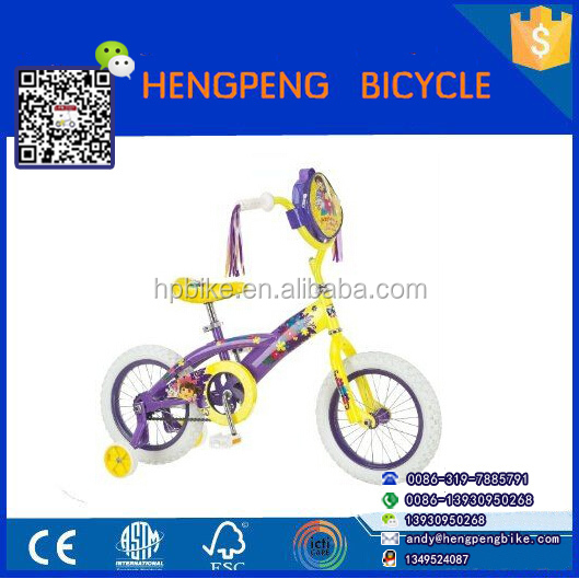 Hot sale kid bikes with tools box/children bike with bottle/kids bike for cheap