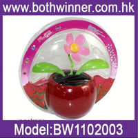 SQ231 promotional solar power dancing flowers