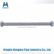 ISO 304 DN20 DN25 stainless steel pipe price for water gas system