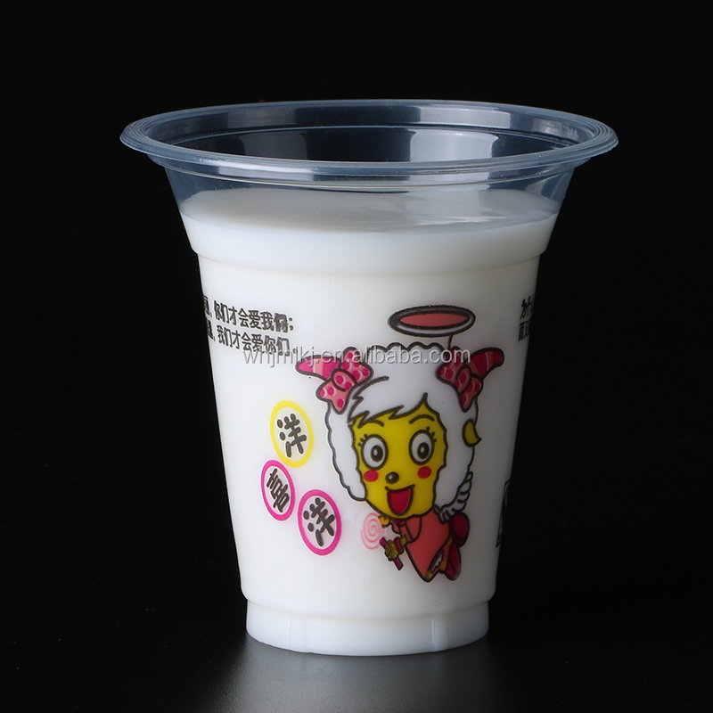 320ml 10oz solo plastic barrier cups sealing foil available