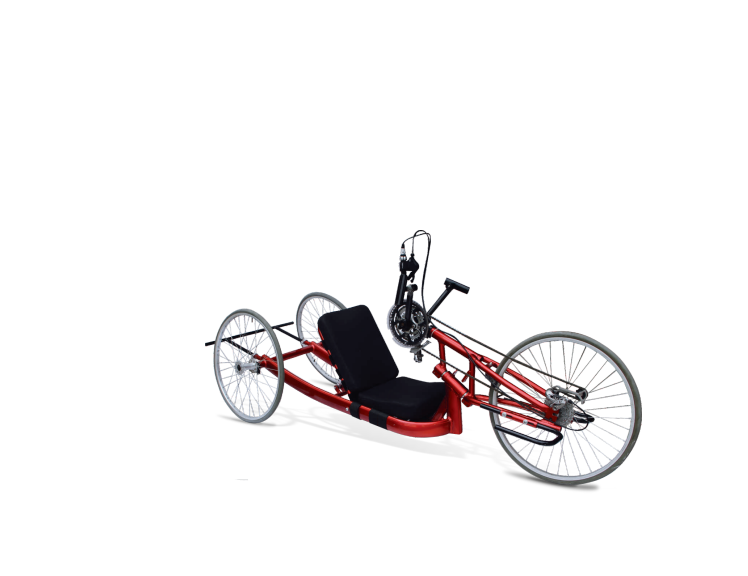FS751L New product Leisure/sports handcycle racing wheelchair Speed King