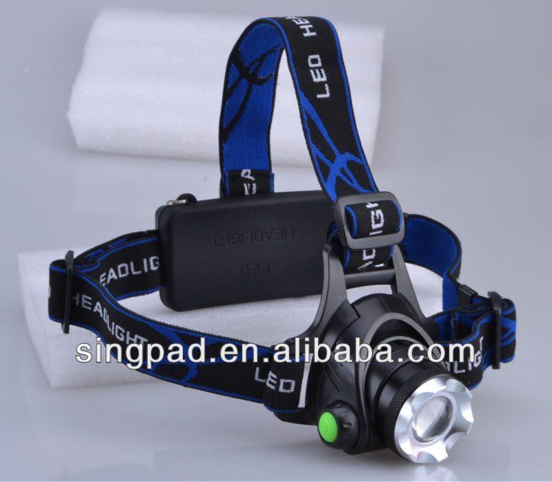 3 Modes 8000mAh Aluminum alloys 1000 lumen mining <strong>Led</strong> headlight