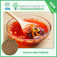 Summer new drinking powder sour plum powder new tang juice powder