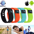 2017 Newest bluetooth smart bracelet tw64 smart bracelet with heart rate monitor