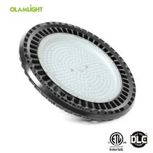 100w /120w UFO Led Industrial Hight Bay Light with 0-10V Dimmable/DALI Dimmable Driver