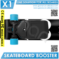 Street Cruiser Board PU Wheel Electric Skateboard