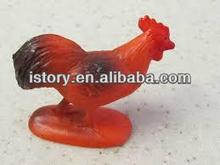 Nice top quality small plastic toy chicken