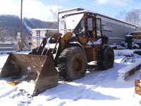 CAT 950 Wheel Loader, Year: 1976