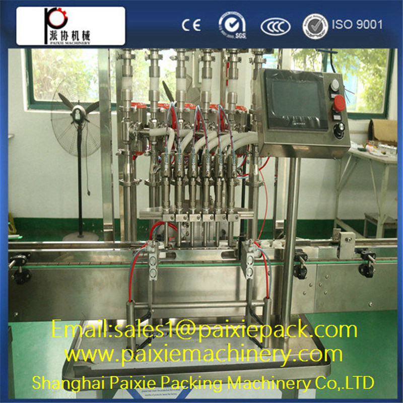 Shanghai Automatic Medicated petroleum jelly Cream Tube Filling Sealing Machine