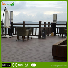 Best Seller smooth surface composite decking