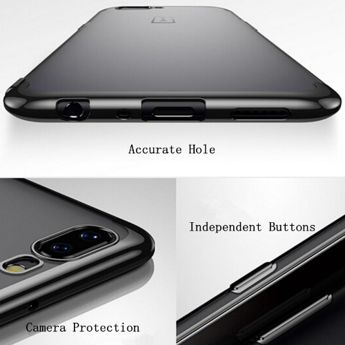 Hot selling luxury TPU case for Oneplus 5 6 7 pro back cover clear phone case for Oneplus 5 case