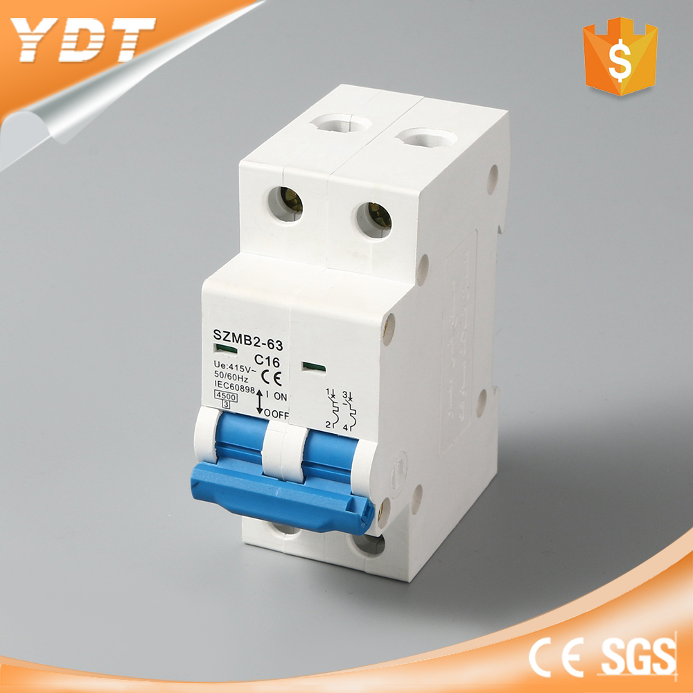 Manufacturers high quality electric miniature circuit breaker