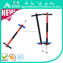 WG-011 In stock OEM Aluminium fly jumper pogo stick wholesales for kdis