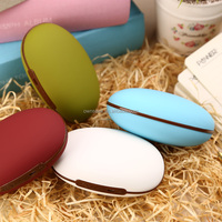 2015 Hot sale Rechargeable battery powered portable heater electric hand warmer with power bank