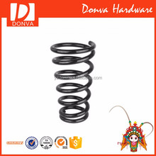 zinc plated small adjustable stainless steel torsion spring