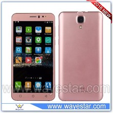 6 inch 3g cdma gsm mobile phone custom android smart phone