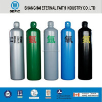 2014 New Type WZII219-(20~45)-15A GB5099/ISO9809-1 Seamless Steel High Pressure CO2 Gas Cylinder