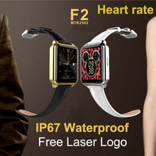 Leather Brand for Smartphone waterproof watch android