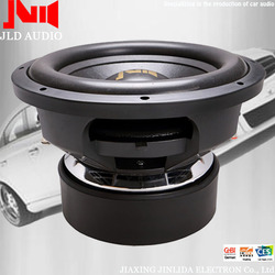 "12 inch dual subwoofers RMS 2500W/Max. 5000W car subwoofer 12"" for cars"