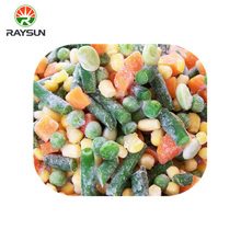 Chinese new crop high quality IQF mixed vegetables