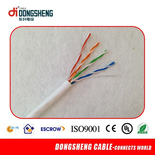 2014 hot cables due with stock CMP,CMX,CM,CMG,MPG,CMR,MPR 4 Pairs UTP Cat5e Lan Cable