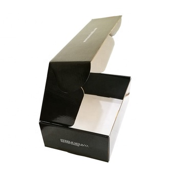 Custom product packaging box printed corrugated cardboard mailing box