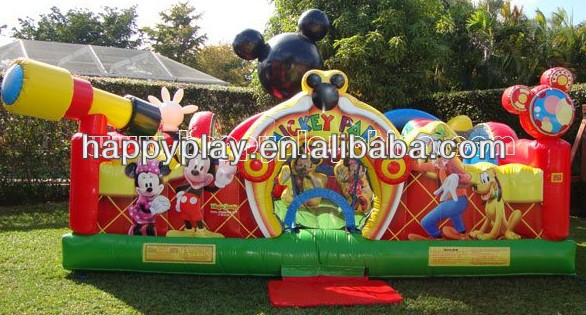 inflatable mickey mouse bounce houses inflatable mickey jumping castle